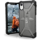 URBAN ARMOR GEAR UAG iPhone XR [6.1-inch Screen] Plasma Feather-Light Rugged [Ash] Military Drop Tested iPhone Case