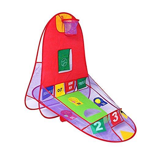 [해외]미니 농구 매트 접이식 가족 보드 게임 던 지 게임 어린이 장난감 실내 야외 스포츠 장난감 어린이 용품 / Mini Basketball Mat Folding Family Board Game Throwing Ball Game Kids Toys Indoor Outdoor Sports Toys Children`s Supplies