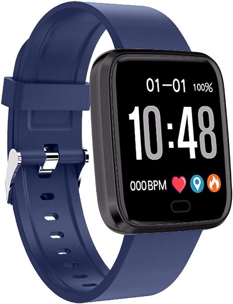 DAYLIN Reloj Inteligente Hombre Mujer Smart Watch Fitness