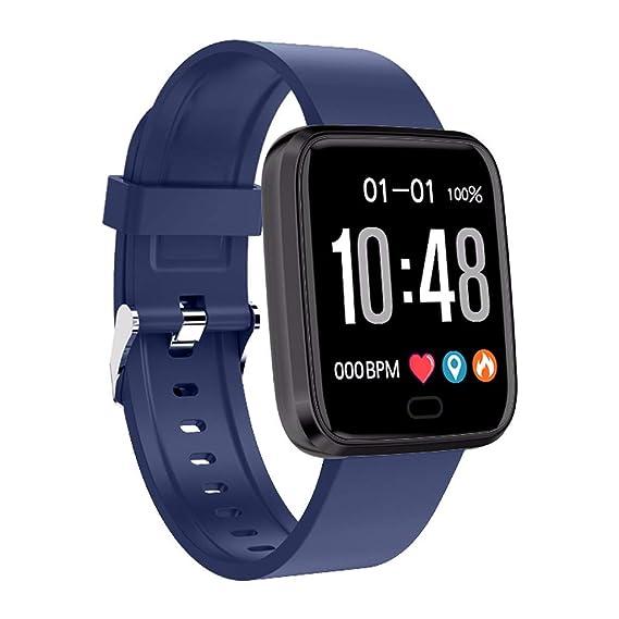 DAYLIN Reloj Inteligente Hombre Mujer Smart Watch Fitness ...