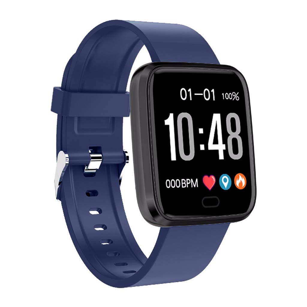 Smart Watch Sports Fitness Activity Heart Rate Tracker Blood Pressure Calories