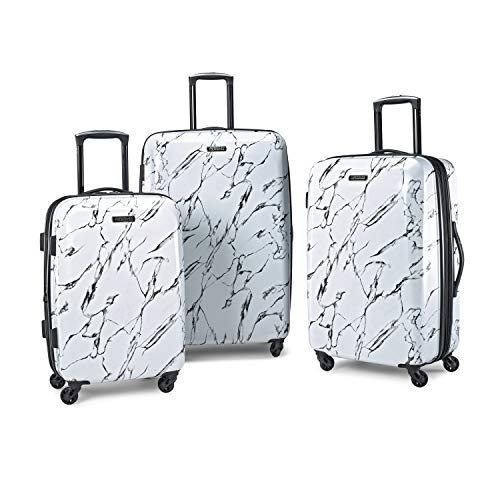 American Tourister 3-Piece Set, Marble