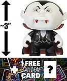 Nasty Nick: ~3'' Garbage Pail Kids x Funko Mystery Minis Mini-Figure Series #1 + 1 FREE GPK Trading Card/Sticker Bundle [55387]