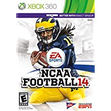 NCAA Football 14 - Xbox 360 (Renewed)