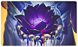 Inked Playmats Lotus Puddle Playmat Inked Gaming Perfect for Card Gaming TCG Game Mat