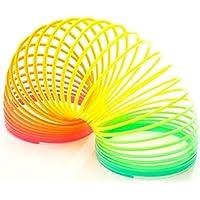 TveT Gökkuşağı Desenli Plastik Stres Yayı T38757