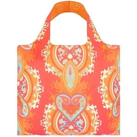 Amazon.com: Loqi Opulent Peach Bolsa de la compra ...