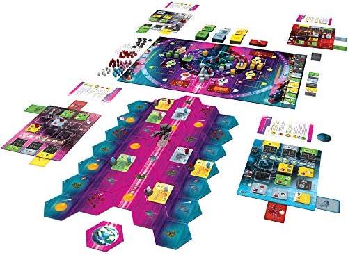 Black Angel Board Game - English: Amazon.es: Juguetes y juegos