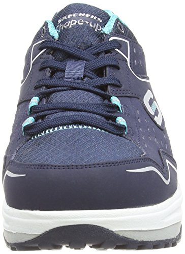 Nvlb ups Comfort Sneakers 2 Femmes Skechers 0 Shape Bleu Basses nbsp;Everyday Bxv7qT4