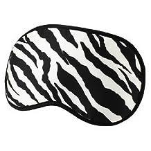 Lovely Eye Mask Mulberry Silk Eyeshade Sleep Eye Mask Zebra-stripe