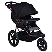 Costzon Baby Jogger Stroller Lightweight w/ Cup Phone Holder