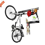 Ultrawall 11PC Garage Organizer,Garage Storage System With Hooks,Tool Holder Hanger