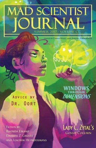 Mad Scientist Journal: Summer 2017 (Volume 22)