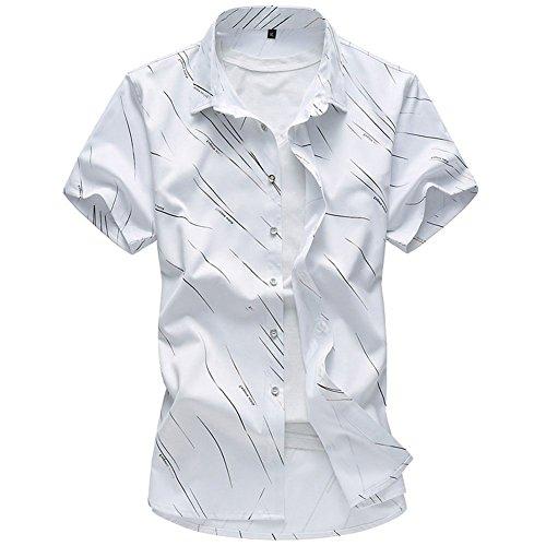 CEEN メンズシャツ アロハシャツ リゾット ハワイ 半袖 簡単 好印象コーデ さわやか シャツ クールビズシャツ 夏 大きいサイズ 花柄 和柄 おしゃれ