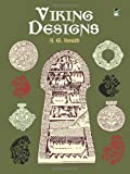 Front cover for the book Viking Designs by A. G. Smith