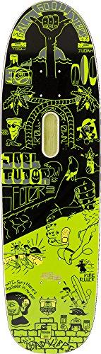 Sector 9 Joel Pro Deck Skateboard, Green (Joel Tudor Skateboard)