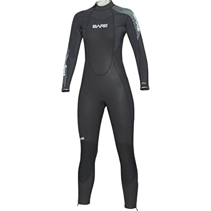 Amazon.com  Bare 3mm Womens Velocity Full Wetsuit  Sports   Outdoors 39ec7c513