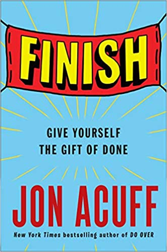 bf53c3a12 Finish: Give Yourself the Gift of Done - Livros na Amazon Brasil-  9780525537311