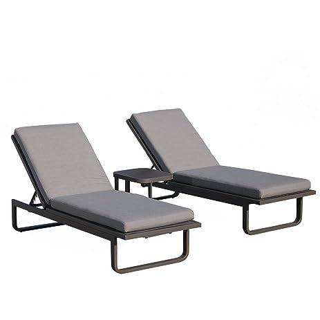 Ove Decors 3Piece Outdoor Lounge Set