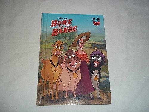 Disney S Home On The Range Disney S Wonderful World Of Reading Disney 9780717267545 Amazon Com Books