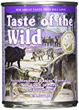 Taste of the Wild Sierra Mountain Canned Dog Food,...