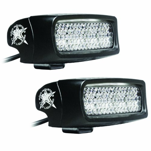 Rigid Industries 98002 SR-Q Diffused Back-Up Light Kit (Light Backup Series)