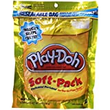 Play-Doh Soft Pack and 1 Shape Cutter - Yellow