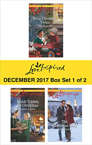 Texas Set (Harlequin Love Inspired December 2017 - Box Set 1 of 2: Texas Christmas Twins\Amish Triplets for Christmas\The Christmas Baby)