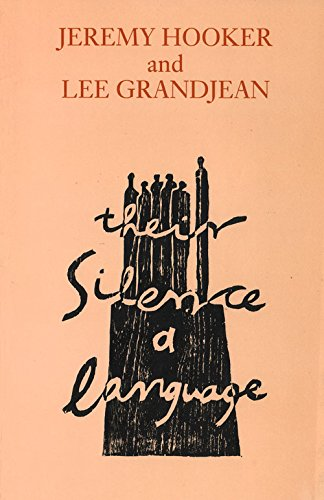 Their Silence a Language by Enitharmon Press