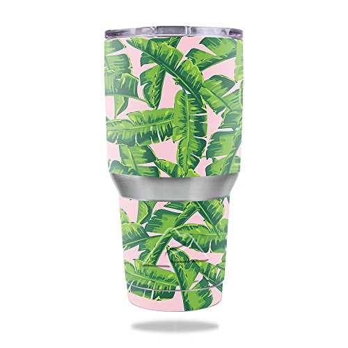 Wrap Glam (MightySkins Skin For Ozark Trail 30 oz Tumbler - Jungle Glam | Protective, Durable, and Unique Vinyl Decal wrap cover | Easy To Apply, Remove, and Change Styles | Made in the USA)