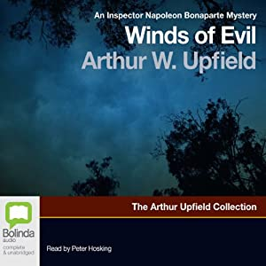 Winds of Evil Hörbuch