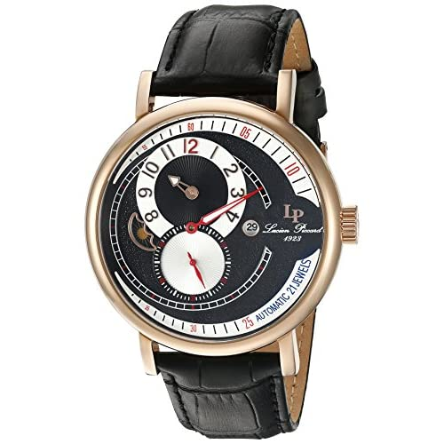 https://www.amazon.com/Lucien-Piccard-Supernova-Automatic-Stainless/dp/B01B9HT3UU/ref=sr_1_2?ie=UTF8&qid=1514970738&sr=8-2&keywords=Lucien+Piccard+Men%27s+%27Supernova%27+Automatic+Stainless+Steel+and+Black+Leather+Casual+Watch+%28Model%3A+LP-15157-01%29