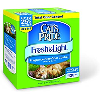 Cat S Pride Fresh And Light Unscented