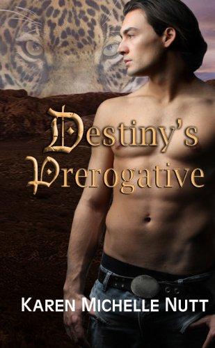 book cover of Destiny\'s Prerogative