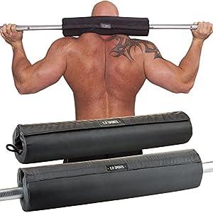 Nackenpolster Nackenschutz für Langhantelstange 10cm 1 Stk. C.P. Sports