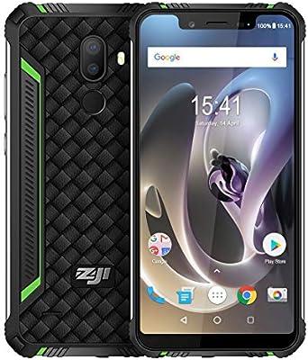 HOMTOM ZOJI Z33 Desbloqueado Smartphone 4G LTE 5.85