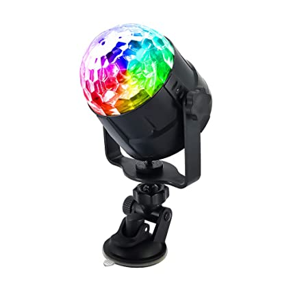 Led Disco Light Stage Lights Dj Disco Ball Sound Activated Laser Projector Lamp Light Music Christmas Party Lights & Lighting