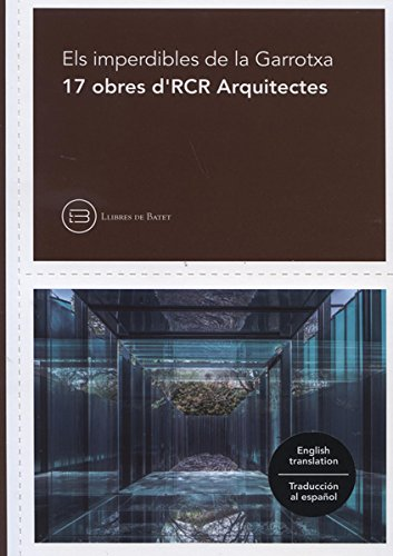 Descargar Libro 17 Projectes D'rcr Arquitectes Àgata Losantos Viñolas