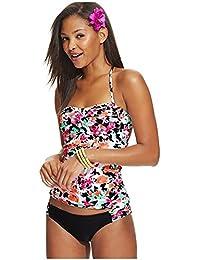 Juniors Tankini Swimsuits | Amazon.com
