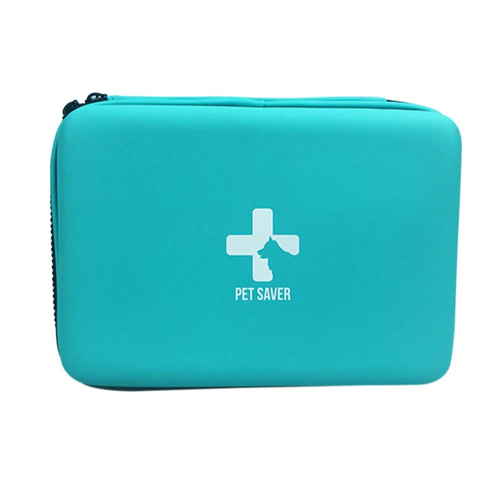 Dog First Aid Kit for Adventurous Dogs | Great for Home, Hiking, Camping and Travel | Includes Collapsible Dog Bowl, Tick Remover and Emergency Dog Blanket | Vet Approved Pet First Aid Kit by Pet Saver