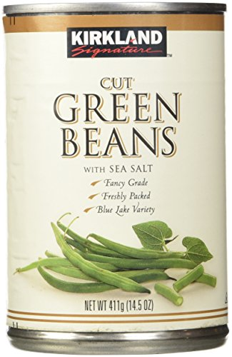 - Signature Cut Green Beans, 10.9-Pound, 12 ct