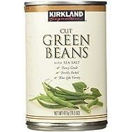 Signature Cut Green Beans, 10.9-Pound, 12 ct