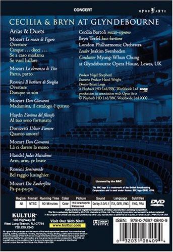 Cecilia and Bryn at Glyndebourne - Arias and Duets / Opus Arte, Bryn Terfel, Cecilia Bartoli