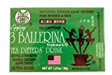 3 Ballerina Tea Dieters Drink (Extra Strength/12-ct) – 1.27oz (Pack of 1) Review