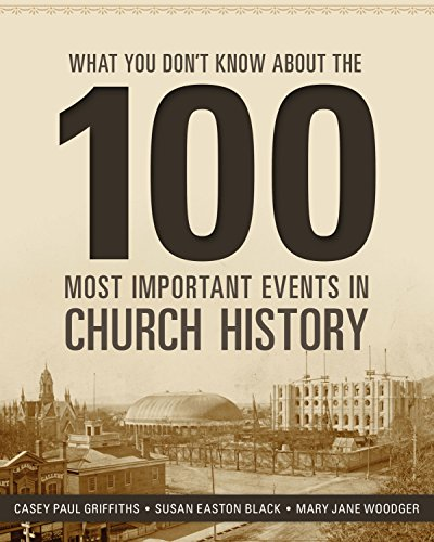what-you-dont-know-about-the-100-most-important-events-in-church-history