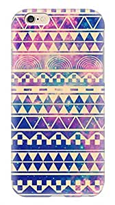 Cute pattern PC hard snap on Case for iPhone 6 4.7 inch by ruishername