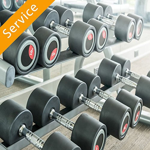 Dumbbell Rack Assembly (Furniture Capital Of America)