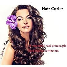 Pro Nano Titanium Automatic Curls Magic Hair Curler Hair Roller Professional Hair Styling Tools (Random Color)