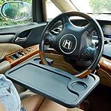 Car Laptop/Eating Steering Wheel Desk (Gray), Best Gadgets