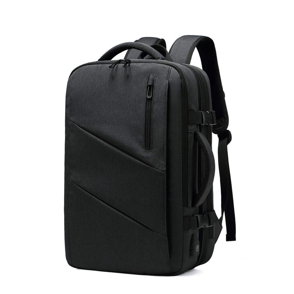 Laptop Backpack for Men,Multifunction Business 15.6 inch Laptop Backpack,with USB Charging Port Waterproof Travel Bag